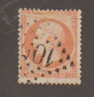 France. N° 23 Oblitéré - 1862 Napoleone III