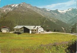 """Österreich: Ansichtskarte Restaurant """"Gampen"""" - Bei St, Anton 1985 #G08 - St. Anton Am Arlberg"""