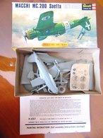 MACCI MC.200 SAETTA  POUR PIECES - Avions