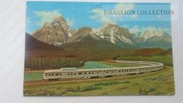 D166371 Canada -Railway Train -Canadian Pacific - Eisenbahnen