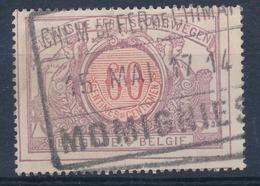 """TR 37 -  """"CHEM. DE FER DE CHIMAY - MOMIGNIES"""" - (ref.28.282) - 1895-1913"""