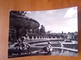 FIRENZE Giardino Dei Boboli L'anfiteatro VIAGGIATA - Firenze