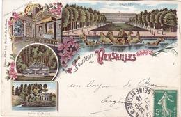 Yvelines - Souvenir De Versailles - Versailles