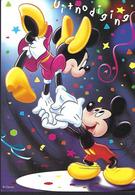 DISNEYWORLD     -  UITNODIGING     2 Scans - Disneyland