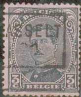 "OCB 183 / OCVB  2729    HASSELT ""21""     C - Roulettes 1920-29"