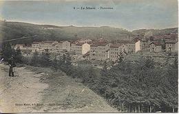 X121896 HAUTE LOIRE LA SEAUVE PANORAMA - France