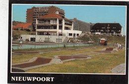NIEUWPOORT /  MINIATUUR GOLF  EN TENNIS - Nieuwpoort