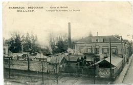 72 - LE MANS - Pharmacie Droguerie DALLIER - Carrefour De La Sirène - Le Mans