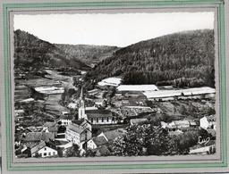 CPSM Dentelée - WISEMBACH (88) -Vue Aérienne Vers Le Village En Venant Par La Route Du Col De Ste Marie - Années 50 / 60 - Frankreich