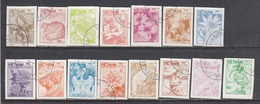 Vietnam 1984 - Animals And Plants, Imperforated, Canceled - Vietnam