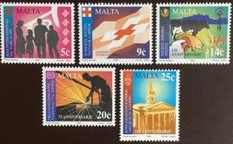 Malta 1994 Anniversaries & Events MNH - Malta