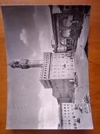 FIRENZE Piazza Della Signoria Auto Animata VIAGGIATA 1964 - Firenze