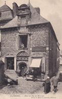 56...PLOERMEL   HOTEL DU DUC DE MERCOEUR..324 - Ploërmel
