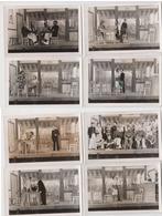 Lot 8 Photos Theatre Stalag  Marius - War, Military