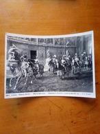 FIRENZE Palazzo Vecchio Mostra Delle Armi Cavalcata Di Cavalieri Armature Del XVI Sec. F.LLI ALINARI NON VIAGGIATA - Firenze