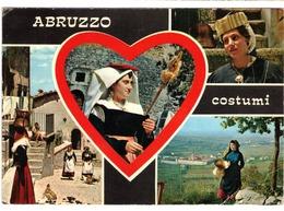 COSTUMI D'ABRUZZO  (FI) - Italy