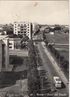 MESTRE-VENEZIA-CORSO DEL POPOLO-CARTOLINA VERA FOTOGRAFIA-VIAGGIATA IL 15-8-1958 - Venezia