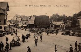 LA BAULE SUR MER  LA PLACE DE LA CHAPELLE - La Baule-Escoublac