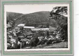CPSM Dentelée - WISEMBACH (88) - Vue Aérienne Du Village En Venant Par La Route Du Col De Ste Marie - Années 50 / 60 - Frankreich