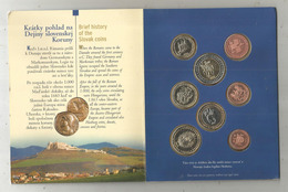 Monnaie , Slovak Republic Euro Patterns , 2004 ,  Essai, Frais Fr 3.15 E - EURO