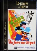 Les MARX BROTHERS - Un Jour Au Cirque - Film Plus Bonus . - Komedie