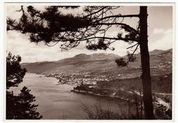 CROAZIA - ABBAZIA - PANORAMA - 1941 - Vedi Retro - Croazia