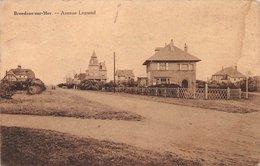 Avenue Legrand Bredene - Bredene