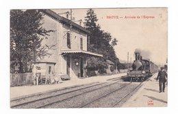 Broye.71.Saône Et Loire.Arrivée De L'Express. - France