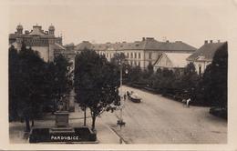 PARDUBICE Fotokarte Als Feldpost Gel.1939 - Czech Republic