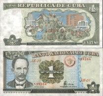CUBA 1 PESO 1995 - Cuba