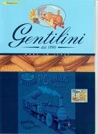 ITALIA 2010 - FOLDER  GENTILINI -   SENZA SPESE POSTALI - 6. 1946-.. Republic