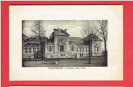 VALENCIENNES LE MUSEE PLACE VERTE CARTE EN TRES BON ETAT - Valenciennes