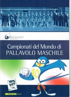 ITALIA 2010 - FOLDER  CAMPIONATI MONDIALI PALLAVOLO MASCHILE-   SENZA SPESE POSTALI - Presentation Packs