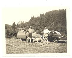 Photo ( +/- 8 X 11 Cm) Automobile à Identifier, Marque  ? - Oldtimer, Auto,...(b256) - Automobiles