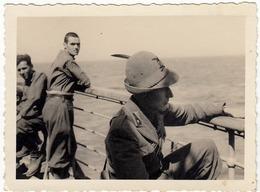 MILITARI - ALPINI - VECCHIA FOTOGRAFIA - PHOTO - Vedi Retro - Guerra, Militari