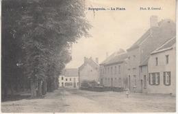 Bourgeois - La Place - 1910 - Phot. B. Genval - Rixensart