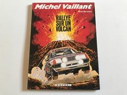 MICHEL VAILLANT Rallye Sur Un Volcan BD 1981 - Michel Vaillant