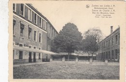 GENT /  SCHOOL ZUSTERS VAN LIEFDE / MOLENAARSTRAAT / SPEELPLAATS - Gent