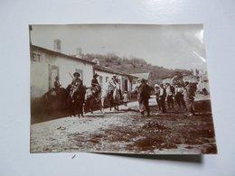 PHOTOGRAPHIE ANCIENNE - TUNIS : Départ De TABARKA - Mestieri