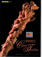 ITALIA 2010 - FOLDER  CORALLO DI TORRE DEL GRECO  -   SENZA SPESE POSTALI - 6. 1946-.. Republic