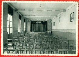 Beveren-Waas: Gesticht O.L.V. Presentatie: Beroepsschool-Vakschool-Huishoudschool: Feestzaal - Beveren-Waas