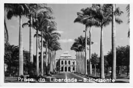BRASIL Brazil Brésil - BELO HORIZONTE : Praça Da Liberdade - CPSM Format CPA - - Belo Horizonte