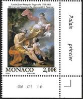 Monaco 3037 Lagrenée - Aktmalerei