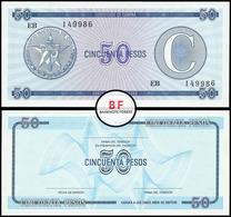 Cuba   50 Pesos   1985   P.FX.24   AUNC - Cuba