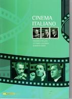 ITALIA 2010 - FOLDER  CINEMA ITALIANO - FELLINI, GASSMAN, SORDI -  SENZA SPESE POSTALI - 6. 1946-.. Repubblica