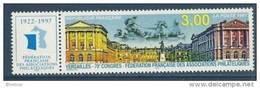 """FR YT 3073 """" Congrès Philatélique à Versailles """" 1997 Neuf** - France"""