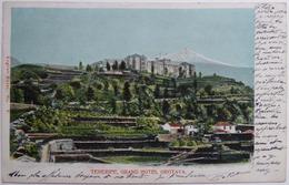 TENERIFE, GRAND HOTEL OROTAVA. - CPA 1904 - Tenerife