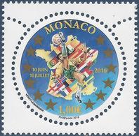 Monaco 3042 UEFA Footbal - Fußball-Europameisterschaft (UEFA)