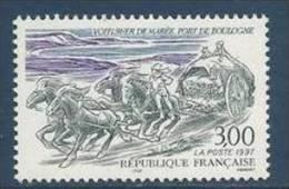 """FR YT 3106 """" Voiturier De Marée """" 1997 Neuf** - France"""