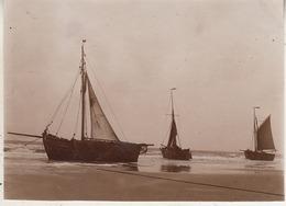 Heist - Zeilboten - Voiliers - 1905 - Foto 8 X 11 Cm - Boten